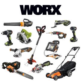תערוכת כלי עבודה WORX - ברק המפרץ